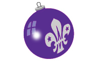Scout Christmas Bauble